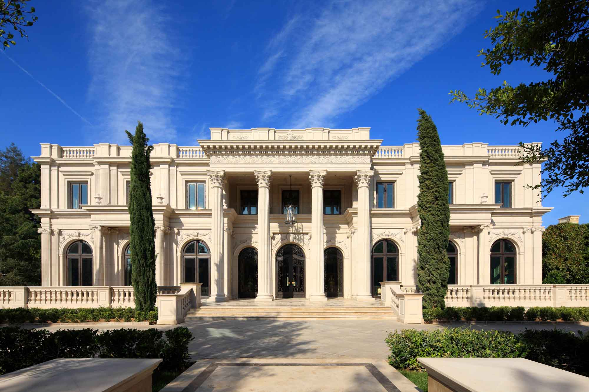 Luxury Homes For Sale Bel Air Holmby Hills